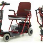Máte doma nemohoucího seniora? Pořiďte mu elektrický invalidní vozík!